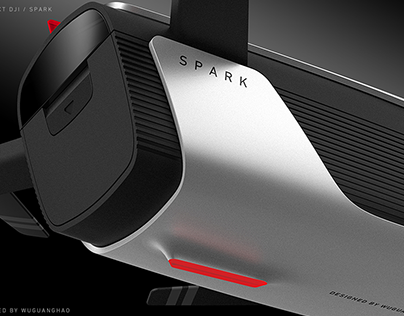 THE NEW DJI SPARK/晓_Concept