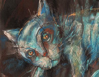 Cat (No. 17)