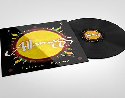 Allamass - Album Cover