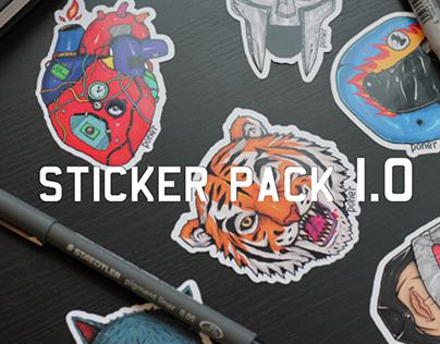Sticker pack 1.0