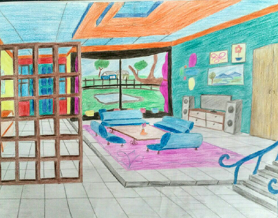 imaginary room