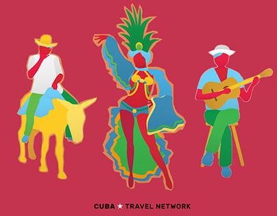 Cuba Travel Network | Animated Banner Ads