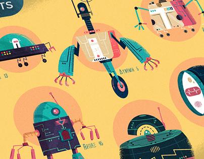:::Mini Robots:::