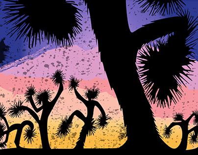 joshua tree events poster
