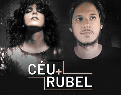 CÉU + RUBEL