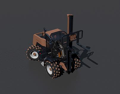 4x4x4LIFT Concept Forklift (2015)