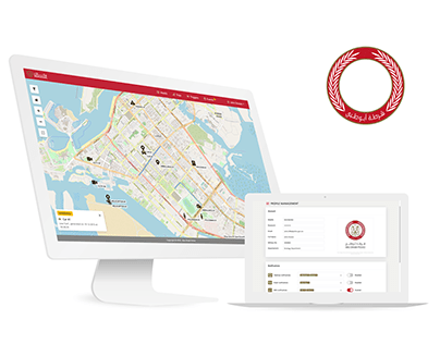 Smart City IoT Application