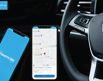First Car (App for Rent A Car)