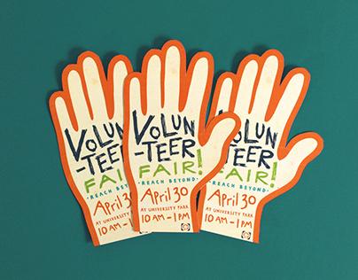 Volunteer Fair Campaign