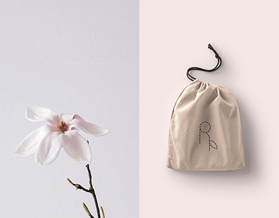 identity&packaging for autentic high quality clothes