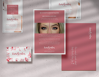 Luisa Santos - Branding