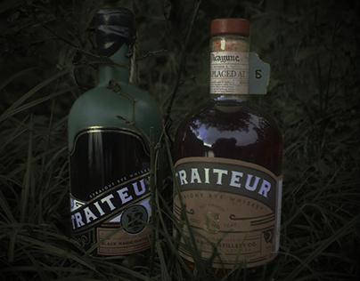 Traiteur Rye Whiskey