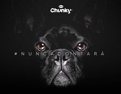 #NuncaContará / Chunky