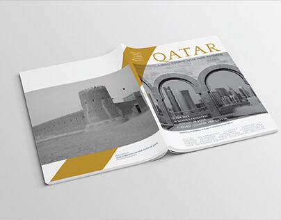 Qatar Magazine- Qatar Embassy in Ottawa