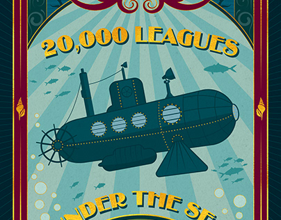 20,000 leaugues under the sea