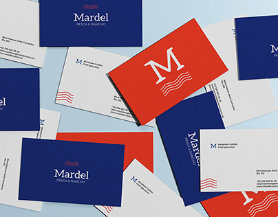 Mardel logo rebranding
