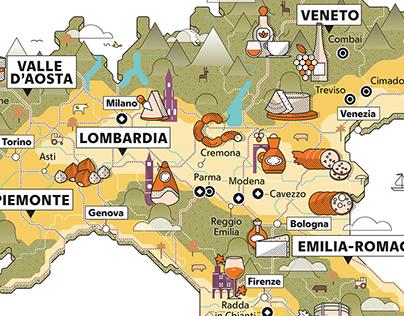 Infographics collection - la Repubblica