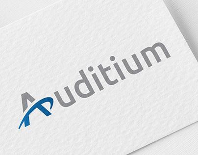 Auditium | Logo