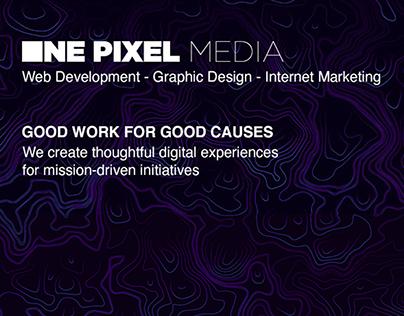 One Pixel Media - Web Design & Digital Marketing Agency