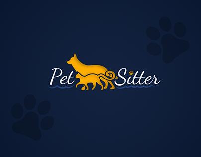 PetSitter - Logo Concept