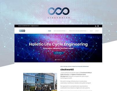 ClockworkX Website