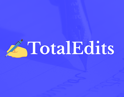 TotalEdits - Quality edits at your fingertips