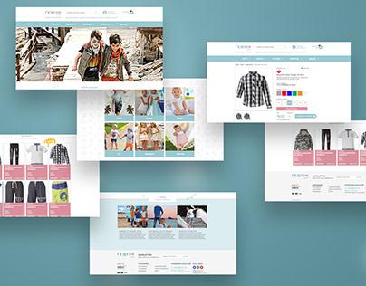 Goofy Junior Website (Concept)