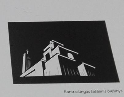 Kauno prisikėlimo bažnyčios variacijos