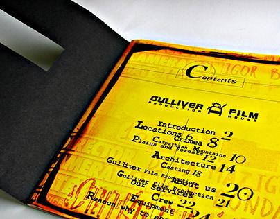 Booklet for Gulliver Filv
