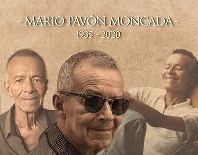 Un collage en honor a mi abuelo Mario (L)