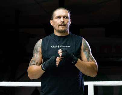 Undisputed & Undefeated Alexander Usyk | BOXRAW