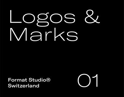 Logos + Marks 2014/2015