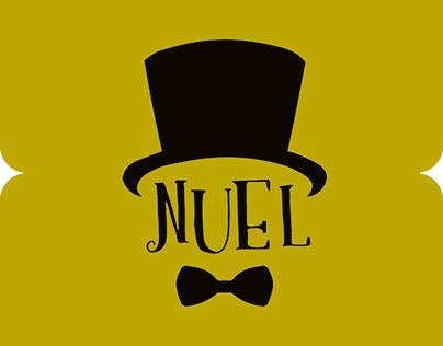 Nuel Logotype