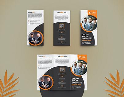 Tri-fold Brochure and Bi-fold Brochure