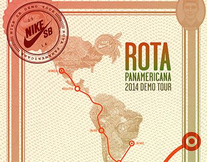 Rota Panamericana