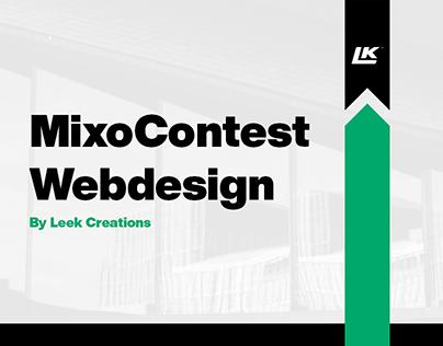 #MixoContest