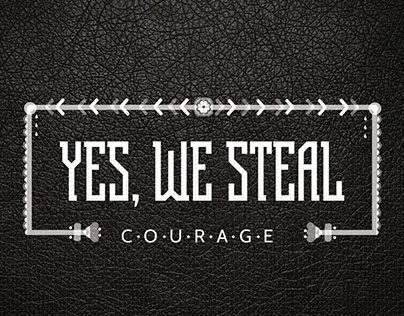 Yes, we steal.