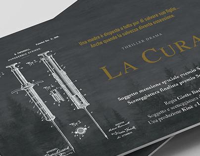 """Graphic for """"La Cura"""" film"""