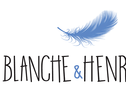 Blanche & Henri - branding