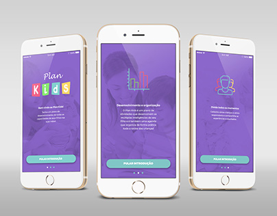 Plan Kids App