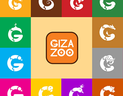 Giza Zoo sign system