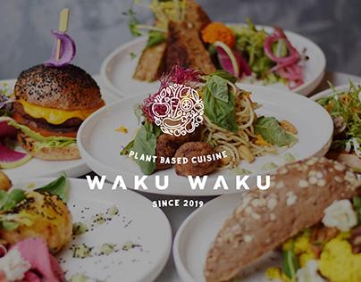 Brand design WAKU WAKU