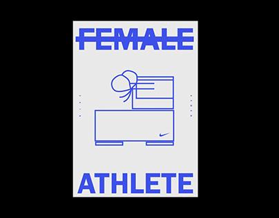 Nike Women Running // Bureau Mirko Borsche