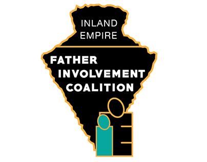 Inland Empire Father Involvement Coalition Logo Ideas