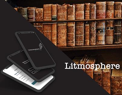 Litmosphere - E-commerce concept app