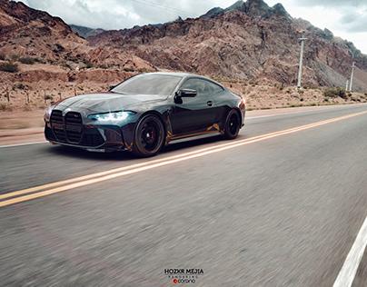 BMW M4 2021 CGI
