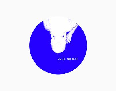 一个人 / Al_4_One [MMXXVIII/Lp cover]