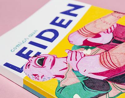 LEIDEN//ANTHOLOGY