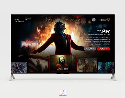 XOS | SmartTV App