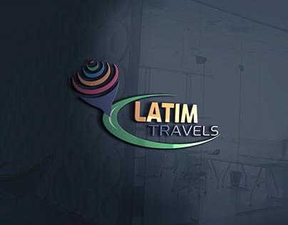 Latim travels logo